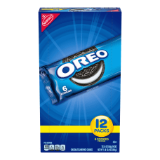 Oreo Sandwich Cookies Chocolate 24 Oz