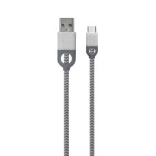 iHome Double Injected Nylon Micro USB