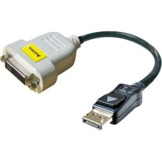 Accell UltraAV DVI Adapter Cable DisplayPort