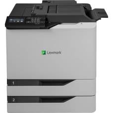 Lexmark CS820dtfe Color Laser Printer