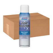 Dymon Clear Reflections Glass Cleaner Aerosol