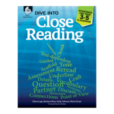 Shell Education Dive Into Close Reading