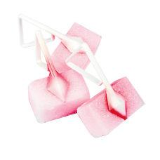 Krystal Toilet Bowl Blocks Solid Cherry