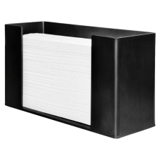 Genuine Joe Paper Towel Dispenser Black