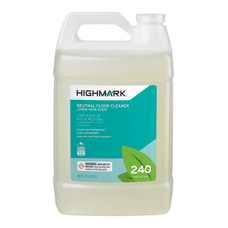 Highmark Neutral Floor Cleaner 128 Oz