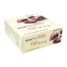 thinkTHIN Salted Caramel Protein Bars 141
