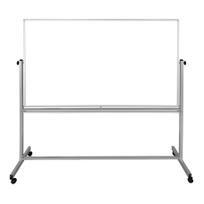 Luxor Double Sided Magnetic Dry Erase