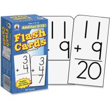Carson Dellosa Flash Cards Addition 0
