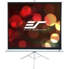Elite Screens T120NWV1 Portable Tripod Projector