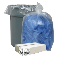 Nature Saver Recycled Trash Bags 55