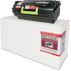 microMICR TLN 521 Black compatible MICR