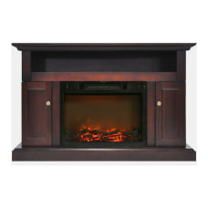 Cambridge Sorrento Fireplace Mantel with Electronic