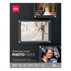 Office Depot Professional Photo Paper Gloss