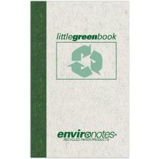 Roaring Spring Little Green Memo Book