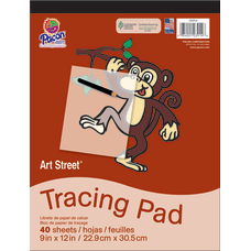Pacon Art Street Drawing Paper Pad