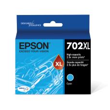Epson DURABrite Ultra T702XL220 S Cyan