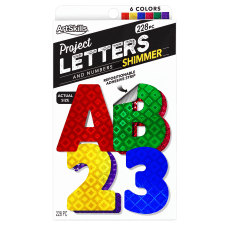 ArtSkills 100percent Recycled Quick Letters 2