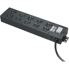 Tripp Lite Power Strip with 10