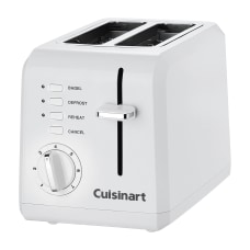 Cuisinart 2 Slice Wide Slot Toaster
