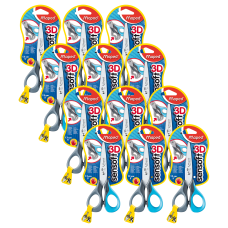 Maped Sensoft Left Handed Scissors With