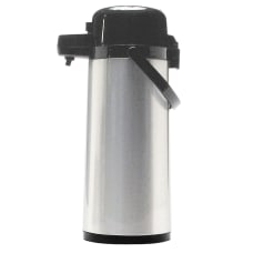 CoffeePro 22 Liter Stainless Steel Airpot