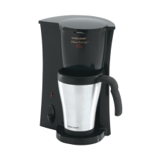 Black Decker Brew N Go DCM18S