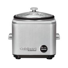 Cuisinart CRC 800 Cooker Steamer