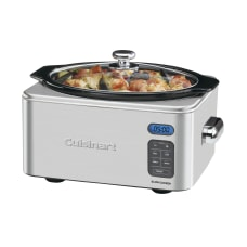 Cuisinart 65 qt Programmable Slow Cooker
