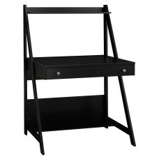 Bush Furniture Alamosa Ladder Desk Classic