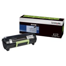 Lexmark 50F1H0E Remanufactured High Yield Black