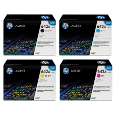 HP 642A HP642ASET OD 4 Color