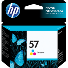 HP 57 Tricolor Ink Cartridge C6657AN