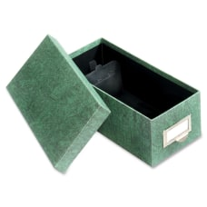 Globe Weis Index Card Tray 3