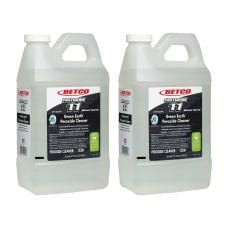 Betco Fastdraw Green Earth Peroxide Cleaner