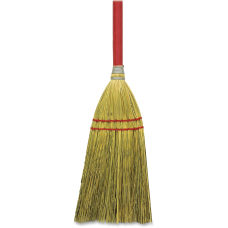 Genuine Joe Corn Fiber Toy Broom
