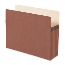 Smead Redrope File Pockets Letter Size