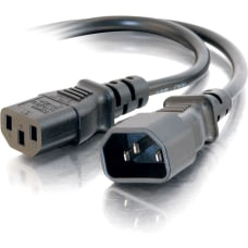 C2G 15ft 18 AWG Computer Power