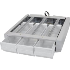Ergotron Supplemental Triple Drawer Mounting component