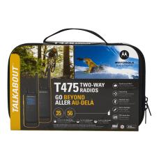 Motorola TalkAbout T475 Two Way Radios