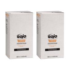 GOJO Natural Orange Pumice Hand Cleaner