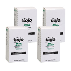 GOJO Multi Green Gel Hand Soap