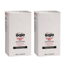 GOJO Gel Pumice Hand Cleaner Refill