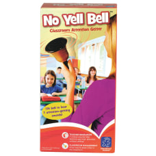 Educational Insights No Yell Bell Classroom