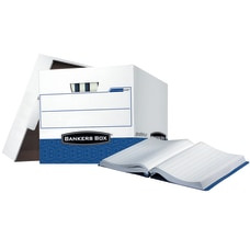 Bankers Box Printout Data Pak Storage