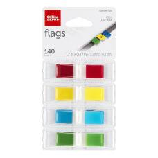 Office Depot Brand Self Stick Flags