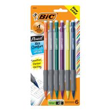 BIC Xtra Comfort Mechanical Pencils 07