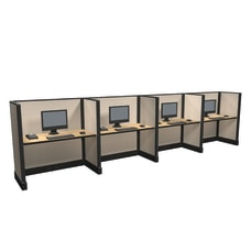 Cube Solutions Commercial Grade Mid Height