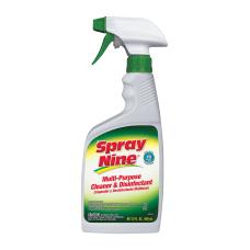 Spray Nine Heavy duty CleanerDegreaser Liquid
