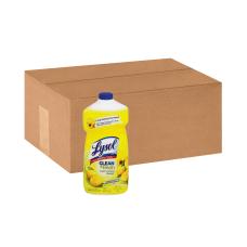 Lysol CleanFresh Lemon Cleaner 40 fl