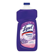 Lysol Lavender Surface Cleaner Concentrate Liquid
